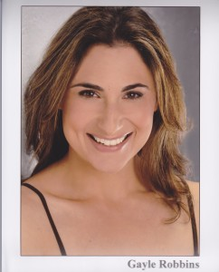 Gayle Robbins Commercial Headshot